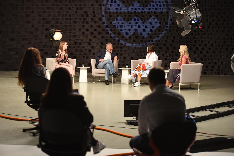 TV – INTERVIEW<br>@ Welt der Wunder | Wissen 4.1